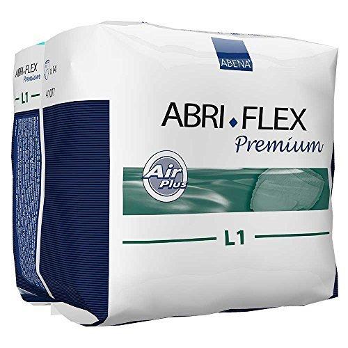 Abena Abri-Flex Pull-Ons, Plus, Large L1, Case/84 (6/14s) by - Abri Abena Flex Pull