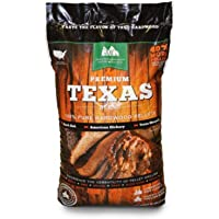 Green Mountain Grill Premium Hardwood Texas Blend Pellets, Multicolour, 12.7kg