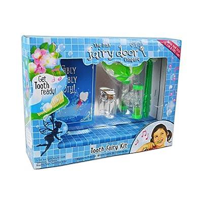 The Irish Fairy Door Company FD554525 Tooth Fairy Kit: Toys & Games
