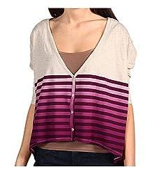 Vans Womens Sundown Cartigan Knit Cardigan Sweater