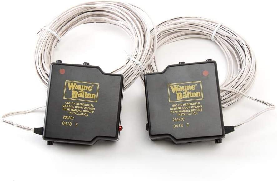 Challenger Infrared Safety Beam Sensors Tools & Home Improvement ...