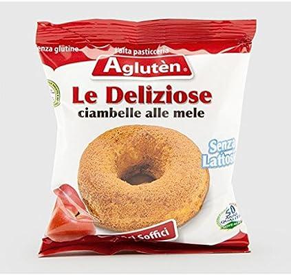 Los Agluten Delicious Doughnuts En 55g Mele Sin Gluten ...