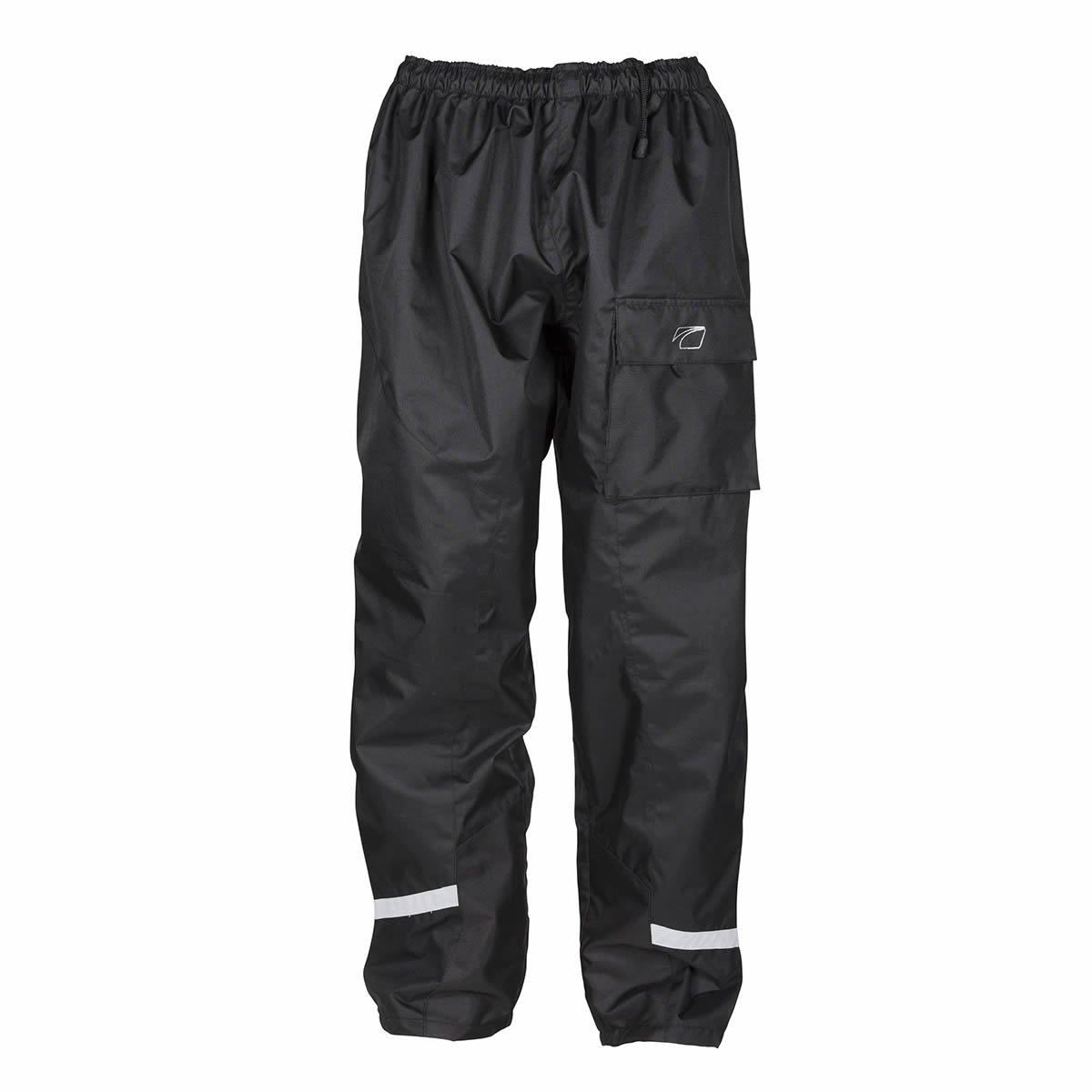 Spada Motorcycle Textile Aqua Trousers Black/Flo 0739178