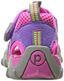 pediped Girls' Canyon Flat, Grape, 26 E EU/9-9.5 E