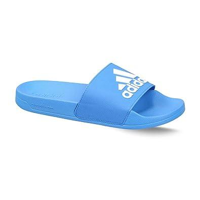 9ae2cf4ca Adidas Men s Swim Adilette Shower Slides (6 UK India)  Buy Online at ...