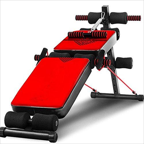 Yzibei Sit ups Multi Funktionsdummkopf-Schemel-nachlässige Platten-Kombinations-Eignungs-Ausrüstung/gesundes Abdomen-Gerät Falten der Bauchraumkontraktionsbewegung AB
