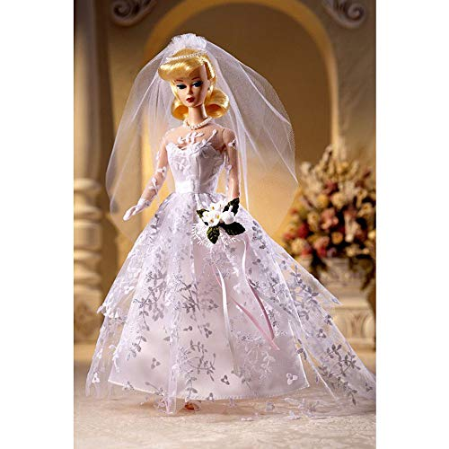 (Barbie Wedding Day 1960 Fashion and Doll Reproduction Collector Edition by Mattel)