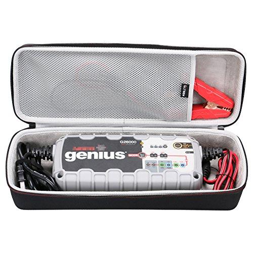 LTGEM EVA Hard Case for NOCO Genius G26000 12V/24V 26A Pro Series UltraSafe Smart Battery Charger by LTGEM