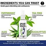 Natural Shoe Deodorizer Spray, Foot Deodorant