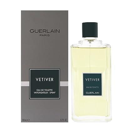 vetiver Fur Hombre de Guerlain – 200 ml Eau de Toilette Spray Nueva del paquete 2016