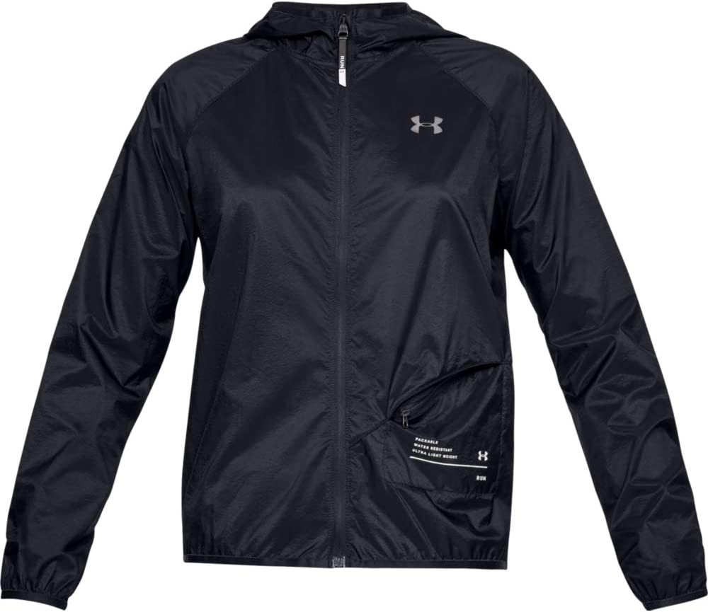 Under Armour UA Qualifier Storm Packable Jacket Giacca Donna
