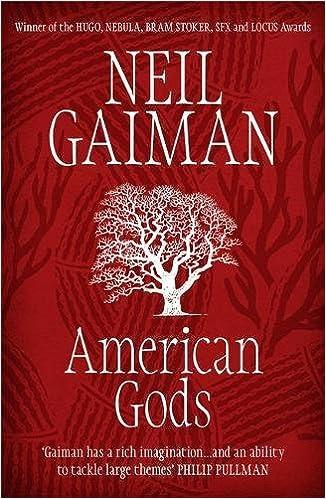 Bildresultat för american gods bok