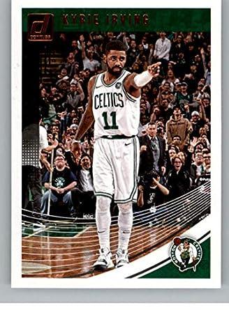 a6df11d0dc7b3 Amazon.com: Basketball NBA 2018-19 Donruss #56 Kyrie Irving Celtics ...