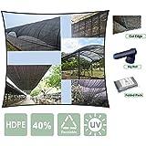 Agfabric SDR400620B Sun Shade Mesh for Garden Plant Cover