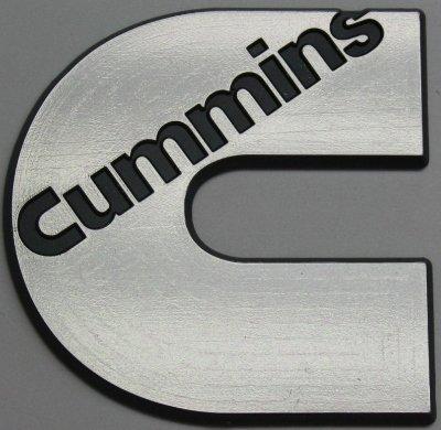 cummins emblem - 9