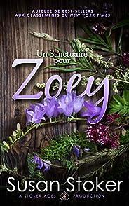 Un Sanctuaire pour Zoey (Forces Très Spéciales : L'Héritage t. 5) (French Edition)