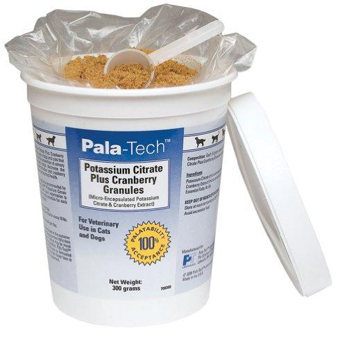 Pala-Tech, Potassium Citrate Plus Cranberry Granules, 300 gm, My Pet Supplies