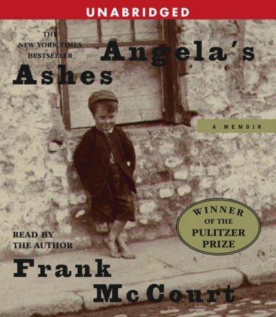 Angela's Ashes : A Memoir(CD-Audio) - 2005 Edition