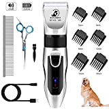 Bonve Pet Dog Clippers, Dog Grooming Kit Quiet