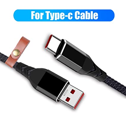 TOUSHI Cable Cargador 5A USB Tipo C Cable 0.5m 1.2m 1.8m ...