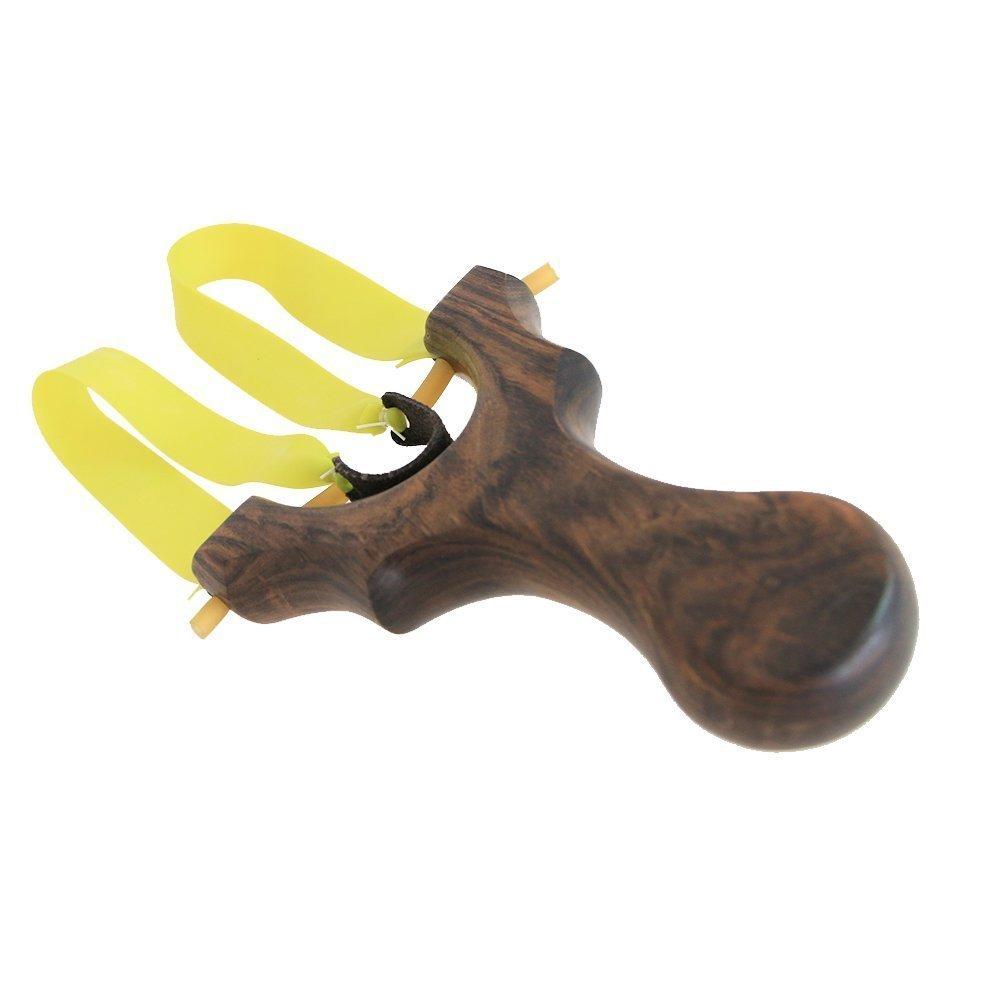 3Z Archery Slingshot Jagd Katapulte mit flachen Gummiband Professional Outdoor Leistungsstarke Slingshot Bow