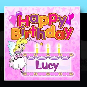 The Birthday Bunch Happy Birthday Lucy Amazoncom Music