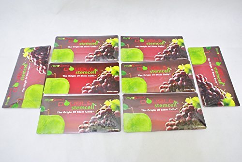 (Swiss quality Formula) 8x Phytoscience PhytoCellTec Apple Grape Double StemCell stem cell anti aging by PhytoScience