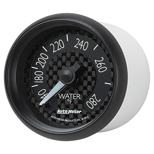 Auto Meter 8031 GT Series Mechanical Water Temperature Gauge by Auto Meter (Image #8)