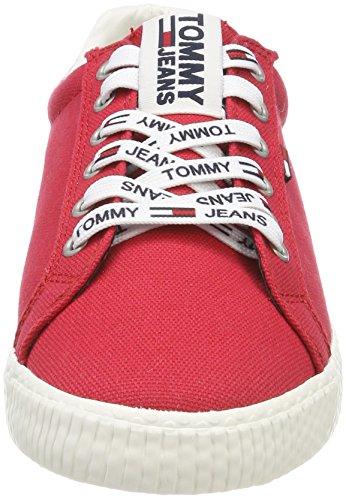Jean Tango Pourriture Occasionnel rouge Chaussure Tommy 611 De Damen q0n6HqWrx