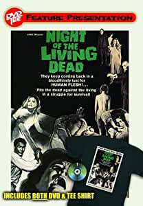 Night of the Living Dead DVDTee (Size L)