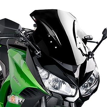 Puig Racingscheibe Kawasaki Z 1000 SX 11 16 Schwarz