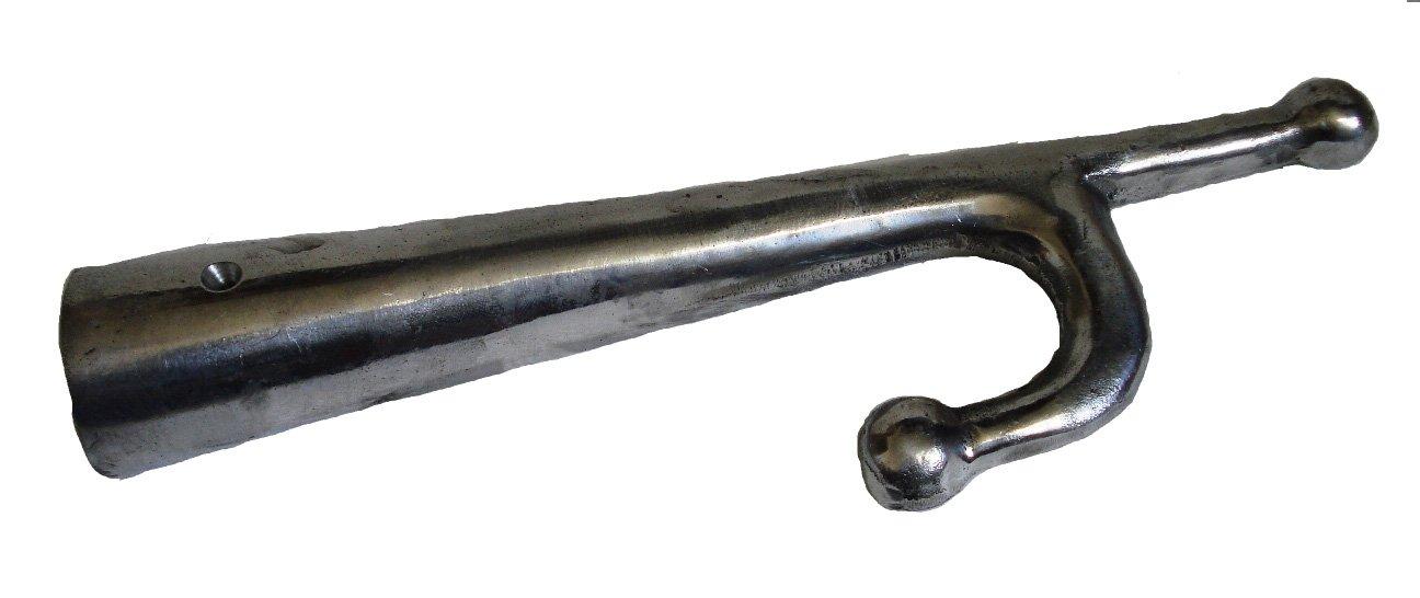 Marine Boat Hook Head - Boathook - Size 9 Inches- Aluminium - Nautical / Maritime from Brass Blessing(5136)