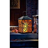The Two Foot Flickering Halloween Lantern