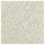 Armstrong Standard Excelon Floor Tile 12 '' X 12 '' Imperial Commercial White/Gray