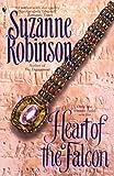 Heart of the Falcon, Suzanne Robinson, 0553381318