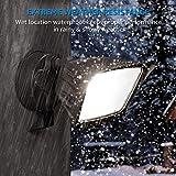 LEONLITE LED Outdoor Flood Light, Dusk-to-Dawn