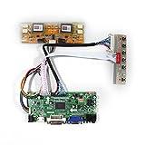 HDMI+VGA+DVI+Audio Input LCD Controller Board For M201EW02 M220EW01 20.1'' 22'' 1680x1050 4CCFL 30Pins LCD Panel