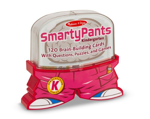 Melissa & Doug Smarty Pants Game and Puzzle Kit