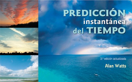 PREDICCION INSTANTANEA DEL TIEMPO (Spanish) Paperback