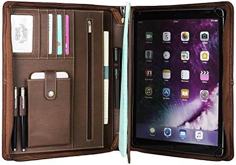 Portfolio Professional Briefcase Multi function Organizer