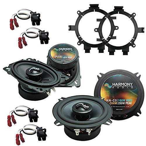 Fits Chevy Silverado Pickup 1999-2006 Factory Premium Speaker Upgrade Harmony C5 C46 New
