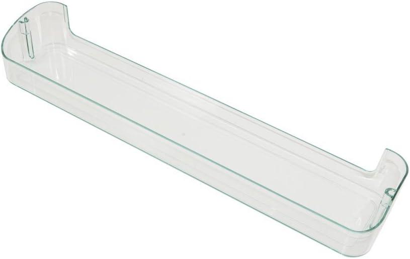 Clear Plastic Door Tray for Gorenje Fridge Freezer Equivalent to 613203