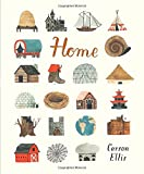 Influential artist Carson Ellis makes her solo picture-book debut with a whimsical tribute to the many possibilities of home.Home might be a house in the country, an apartment in the city, or even a shoe. Home may be on the road or the sea, i...