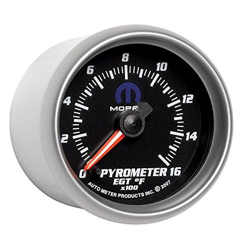 Auto Meter 880017 MOPAR Electric Pyrometer/EGT Gauge by Auto Meter (Image #8)