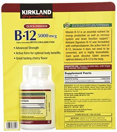 Buy b12 tablets
