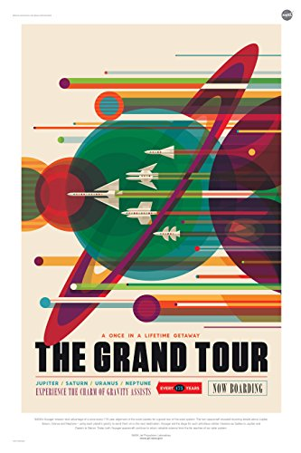 The Grand Tour A Voyage of a Lifetime - NASA Jpl Space Tourism Travel
