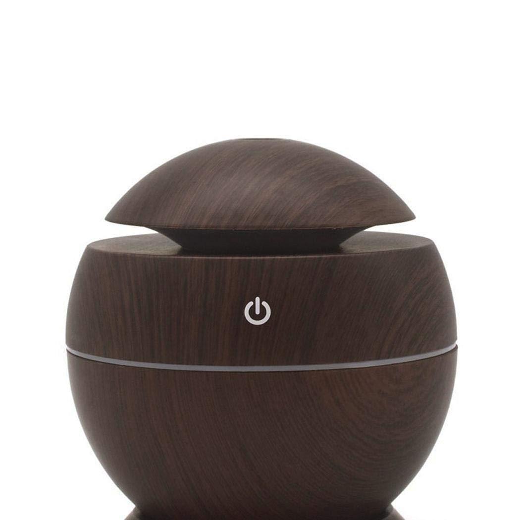 loikero123 Purificador ultras/ónico del Aire del humectador de la Niebla del difusor del Aceite Esencial del Aroma del USB Humidificadores