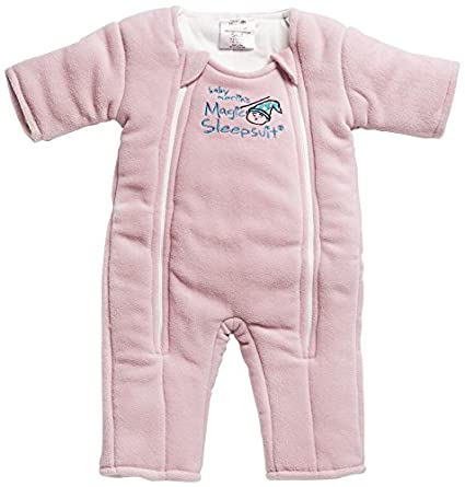 Baby Merlins Magic Sleepsuit Pijama para bebé rosa rosa Talla:3-6 meses (