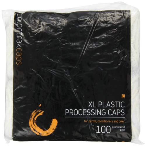 Colortrak Professional Bouffant Processing Caps (100 Count)