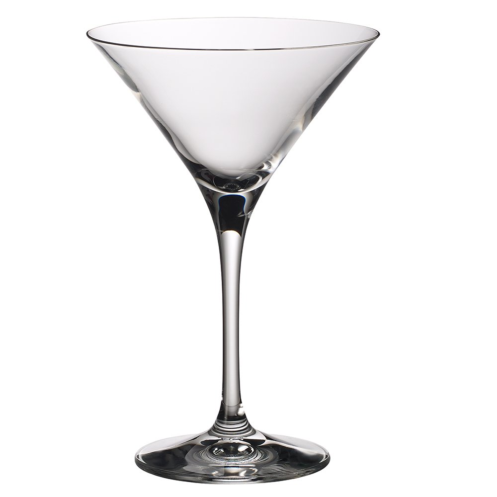 Purismo Martini Glasses by Villeroy & Boch - 8 Ounce